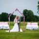 Svatba Hluboká nad Vltavou  - Svatba na klíč  - Svatba bez starostí - Svatební koordinátorka - Slavnostní oblouk - brána