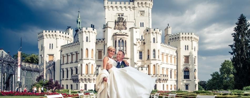 Svatba Hluboká nad Vltavou  - Svatba bez starostí - Svatební koordinátorka
