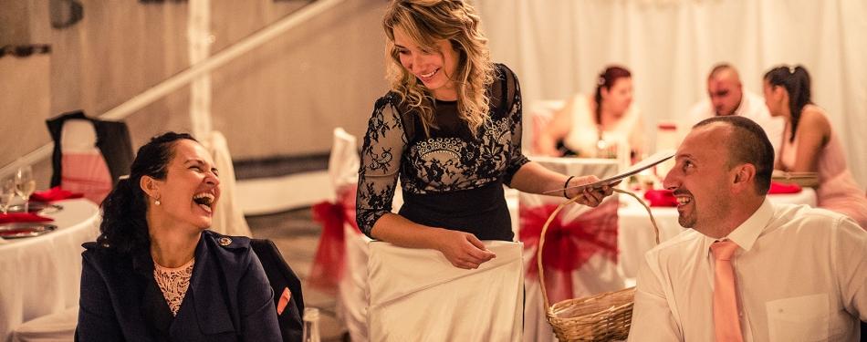 Svatba Hluboká nad Vltavou  - Svatba na klíč  - Svatba bez starostí - Svatební koordinátorka