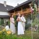 Svatba Hluboká nad Vltavou  - Svatba na klíč  - Svatba bez starostí - Svatební koordinátorka - 11. 6. 2016 - Markétka a Petr