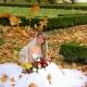 Svatba Hluboká nad Vltavou  - Svatba na klíč  - Svatba bez starostí - Svatební koordinátorka - 5. 11. 2016 - Hanička a Walter